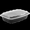 Snap Pak 28 oz Rectangular Meal Prep / Food Storage Container