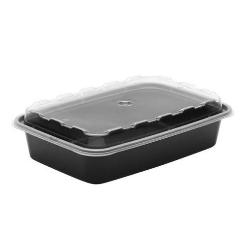 Snap Pak 16 oz Rectangle Meal Prep / Food Storage Container