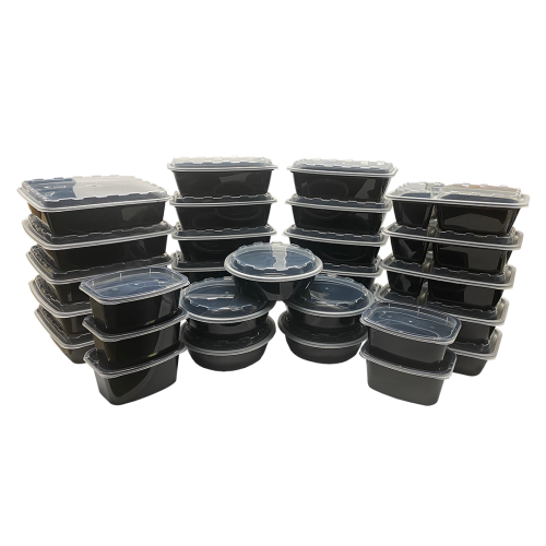 Snap Pak Variety Meal Prep Kit 30 Pack